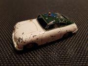 Märklin Porsche 356 Polizei