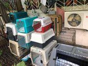 Transportboxen f Hund Katz gesucht