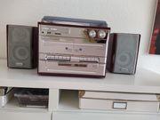 Stereoanlage Karcher Music Center KA