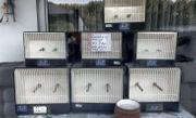 Ausstellungskäfige ideal für Vogelbörsen und