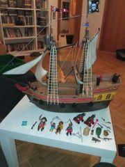 Playmobil Piratenschiff zu verkaufen