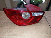 Rückleuchte Seat Ibiza 6J Links