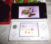 Nintendo 3DS Original Konsole Weiß