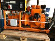 Stromerzeuger Stromaggregat Aggregat Generator Diesel