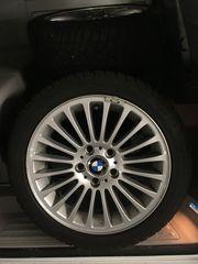 BMW ALU FELGEN 17 MIT