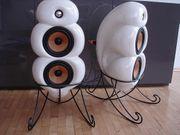 Lautsprecher Original Blueroom Nautilus Technopods