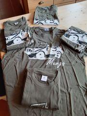 Munga T-Shirts bedruckt Neu