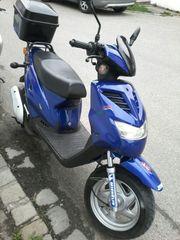50er 50 ccm Roller Scooter - Notverkauf