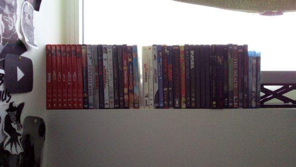 Diverse DVDs Horror Thriller je
