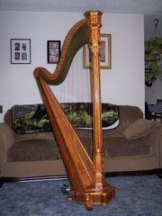 Harfenpedal Wurlitzer Modell 117