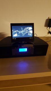 Tragbarer DVD--Player AEG HES 4890