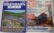 Modelleisenbahn Magazine Modelleisenbahner 02 1999