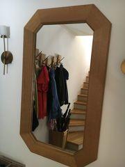 Spiegel mit Holzrahmen Eiche