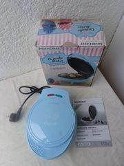 Muffin Cupcake Maker SILVER CREST