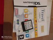 Nintendo ds spiel travel coach