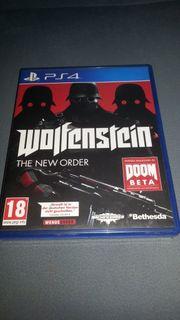 Wolfenstein - The new Order PS4