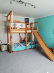 Kinderbett Jugendbett Billi Bolli mitwachs