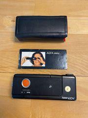 AGFA Easy Pocketkamera inkl Tasche