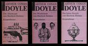 Arthur Conan Doyle - Sämtliche Sherlock