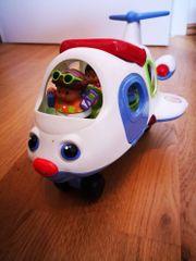 Playmobil Flugzeug mit Sound