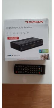 Thomson Digital HD Cable Receiver