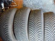 4 Winter-Reifen Michelin Alpin Testsieger