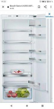 Neuer bosch Einbaukühlschrank verpackt