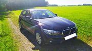 BMW 116i Baujahr 2017