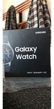 Galaxy Watch Silber 46mm Bluetooth