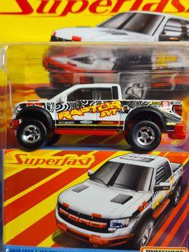 Bild 4 - Matchbox Superfast 2010 Ford F-150 - Rödental