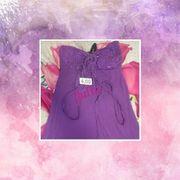 Kleid lila Grösse M L