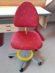 Mitwachsender Schreibtischstuhl Moll Maximo