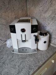 Jura c5 impressa mit Milchkühler