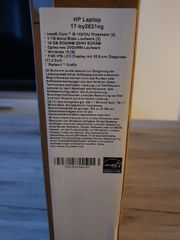 HP Notebook 17 i5 16GB