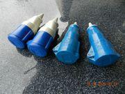 Blaue CEE Kupplungen 16 Amp