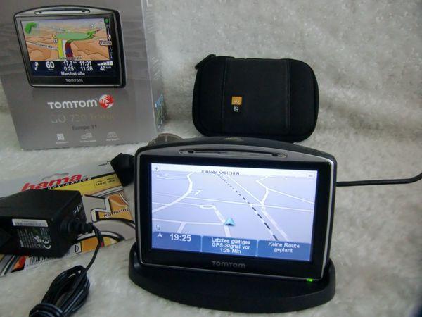Navigationssystem Tom Tom Mod GO