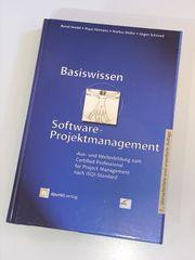 Buch Basiswissen Software-Projektmanagement Informatik iSQI