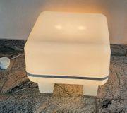 Leuchthocker Leuchttisch Leuchtwürfel Beistelltisch - IKEA -