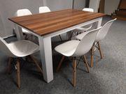 Esstisch mit 6 Stühle NEU