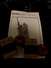 Motorola Radius P 10 Handfunkgeräte