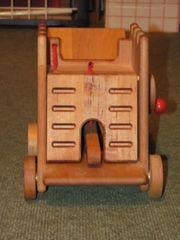 Holzspielzeug Rammbock von Drewart