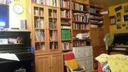 Bücherregal aus Holz