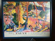 Posterprint The Fauve Landscape von