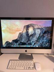 ch verkaufe meinen Apple iMac