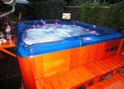 Outdoor Luxus Whirlpool Jacuzzi für