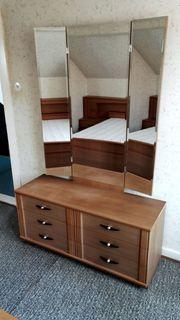 Spiegelkommode Holz