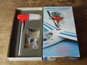 Motoraufsatz für Segelflugmodelle Verbrenner 1