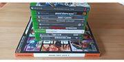 Xbox komplette Spielesammlung mit Klassikern