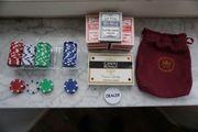 Pokerkoffer inkl Pokerchips Haltern und