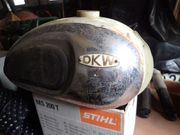DKW 50 Tank